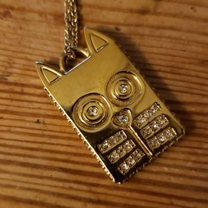 Marc By Marc Jacobs Jewelry - MARC JACOBS Cat Necklace